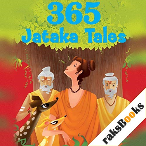365 Jataka Tales Audiobook By Om Books International cover art