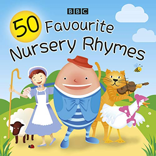50 Favourite Nursery Rhymes Audiobook By BBC Audiobooks cover art
