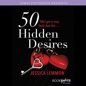 50 Hidden Desires Audiobook By Jessica Lemmon, James Patterson - foreword cover art