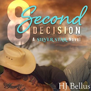 8 Second Decision Audiobook By HJ Bellus cover art
