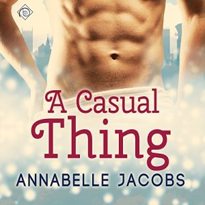 A Casual Thing Audiobook By Annabelle Jacobs cover art