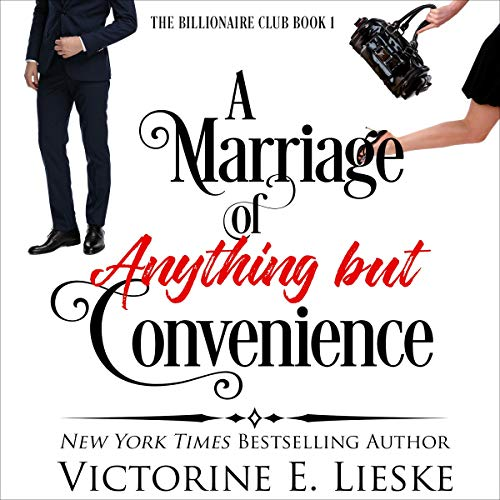 A Marriage of Anything but Convenience Audiobook By Victorine E. Lieske cover art