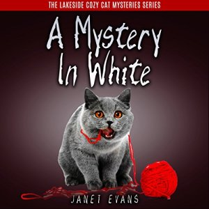 A Mystery in White Audiobook By Janet Evans cover art