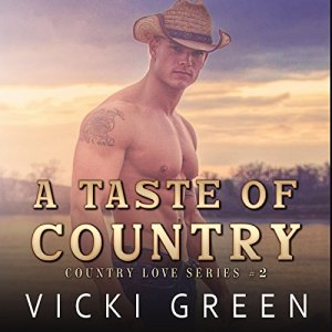 A Taste of Country Audiobook By Vicki Green cover art