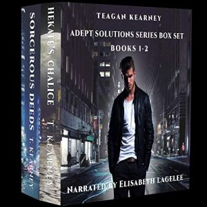 Adept Solutions Series of Special Investigations for the Magickally Challenged Box Set: Books 1-2 Audiobook By Teagan Kearney cover art