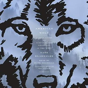 American Wolf Audiobook By Nate Blakeslee cover art