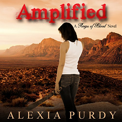 Amplified Audiobook By Alexia Purdy cover art
