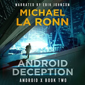 Android Deception Audiobook By Michael La Ronn cover art