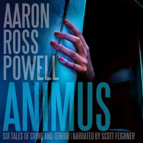 Animus Audiobook By Aaron Ross Powell cover art