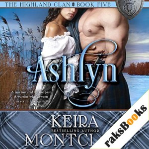 Ashlyn Audiobook By Keira Montclair cover art