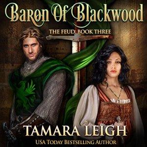Baron of Blackwood Audiobook By Tamara Leigh cover art