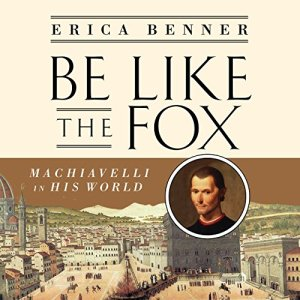 Be Like the Fox Audiobook By Erica Benner cover art
