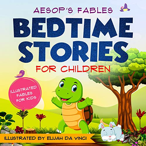 Bedtime Stories for Children: Aesop's Fables Audiobook By Aesop cover art