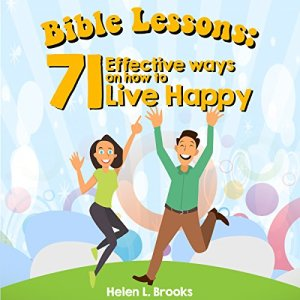 Bible Lessons Audiobook By Helen Brooks cover art