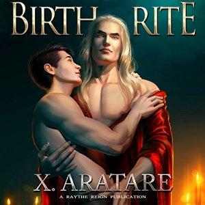 Birth Rite Audiobook By X. Aratare cover art