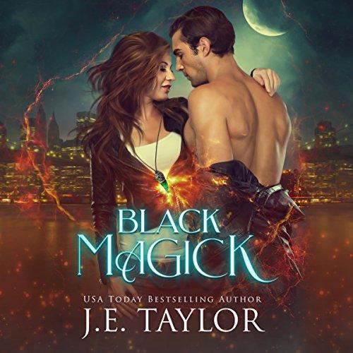 Black Magick Audiobook By J.E. Taylor cover art