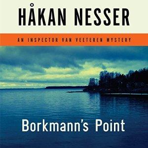 Borkmann's Point Audiobook By Håkan Nesser, Laurie Thompson (translator) cover art