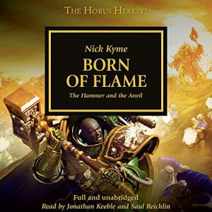 Born of Flame Audiobook By Nick Kyme cover art