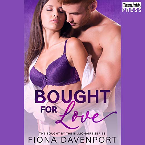 Bought for Love Audiobook By Fiona Davenport cover art