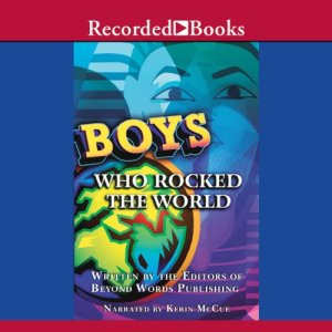 Boys Who Rocked the World Audiobook By Lar Desouza cover art