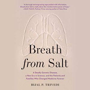 Breath from Salt Audiobook By Bijal P. Trivedi cover art
