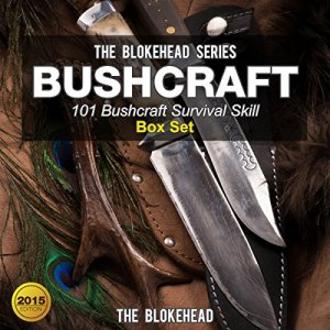 Bushcraft Audiobook By The Blokehead cover art