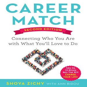 Career Match Audiobook By Shoya Zichy, Ann Bidou cover art