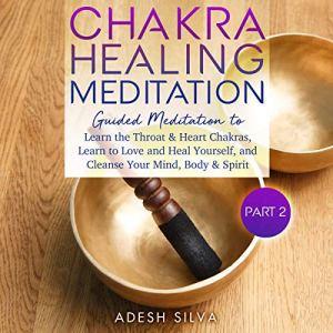 Chakra Healing Meditation Part 2 Audiobook By Adesh Silva cover art