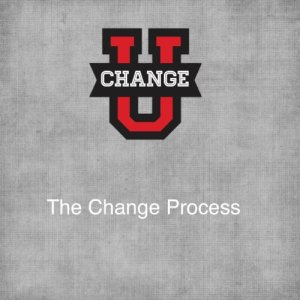 Change U: The Change Process Audiobook By Rick McDaniel cover art