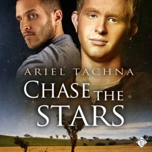Chase the Stars Audiobook By Ariel Tachna cover art