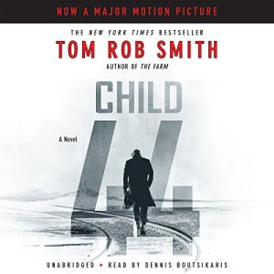 Child 44 Audiobook By Tom Rob Smith cover art