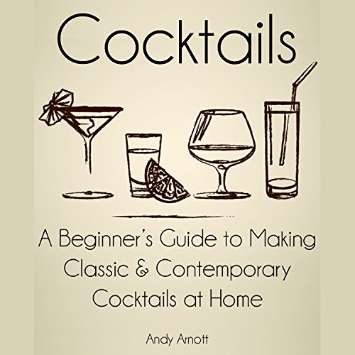 Cocktails Audiobook By Andy Arnott cover art