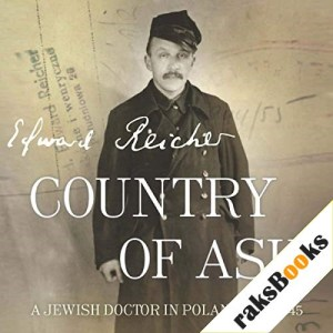 Country of Ash Audiobook By Edward Reicher, Magda Bogin (translator) cover art