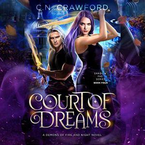 Court of Dreams Audiobook By C.N. Crawford cover art