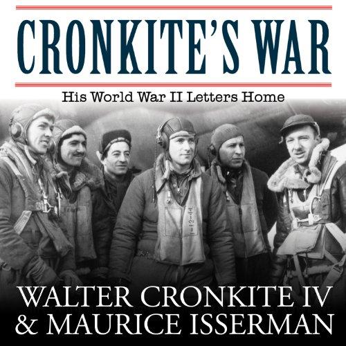 Cronkite's War Audiobook By Walter Cronkite, Maurice Isserman cover art