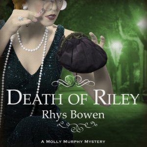 Death of Riley Audiobook By Rhys Bowen cover art