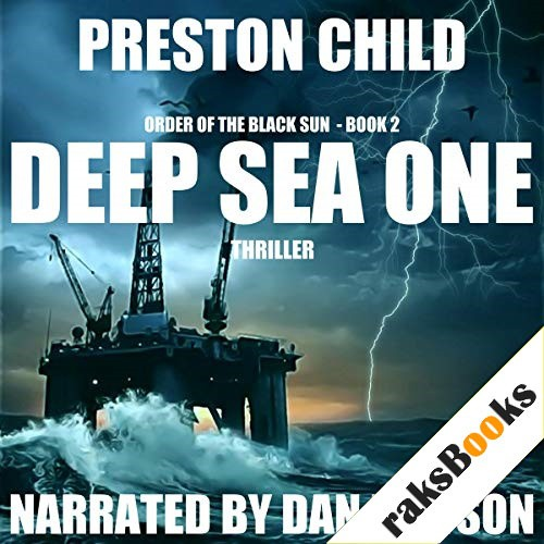 Deep Sea One Audiobook By Preston Child cover art