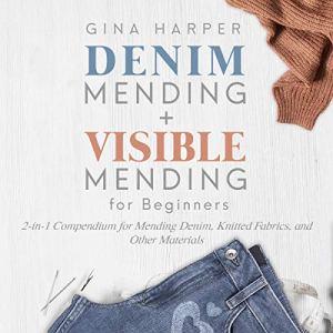 Denim Mending Audiobook By Gina Harper cover art
