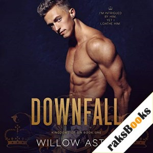 Downfall Audiobook By Willow Aster cover art