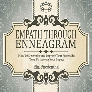 Empath Through Enneagram Audiobook By Elia Friedenthal cover art
