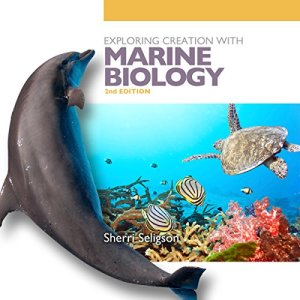 Exploring Creation with Marine Biology Audiobook By Sherri Seligson cover art