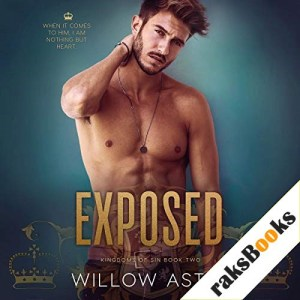 Exposed Audiobook By Willow Aster cover art