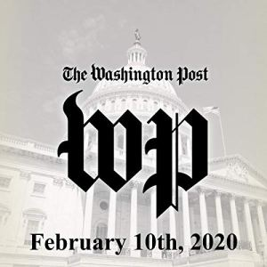 February 10, 2020 Audiobook By The Washington Post cover art