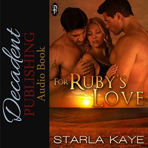 For Ruby's Love Audiobook By Starla Kaye cover art