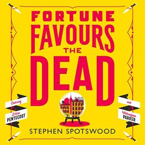 Fortune Favours the Dead Audiobook By Stephen Spotswood cover art