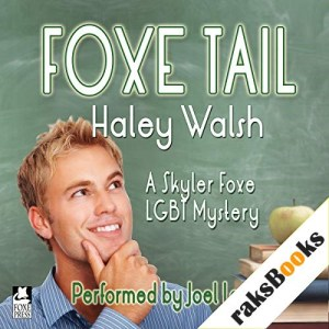 Foxe Tail Audiobook By Haley Walsh cover art