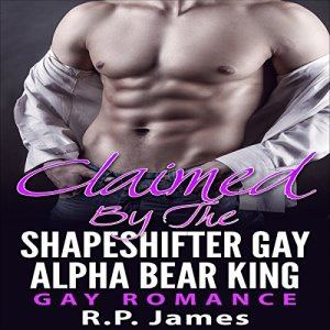 Gay Romance Audiobook By R.P. James cover art