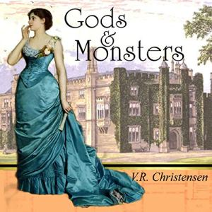 Gods and Monsters Audiobook By V.R. Christensen cover art