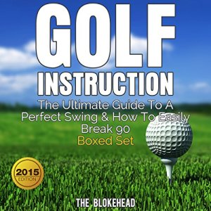 Golf Instruction Audiobook By The Blokehead cover art