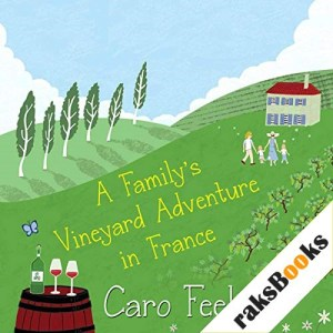 Grape Expectations Audiobook By Caro Feely cover art